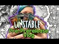 Unstable Pre-Prerelease VLOG w/ Loading Ready Run & Mark Rosewater of Magic the Gathering | MtG