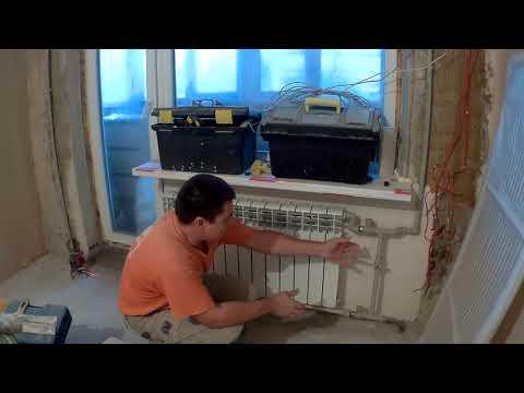 Как улучшить нагрев радиатора отопления