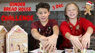 Ginger Breadhouse CHALLENGE !