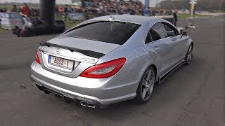 RENNtech Mercedes-Benz CLS63 AMG BiTurbo 4-MATIC w/ CRAZY LOUD Exhaust System!