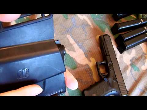 Glock Sport Combat Holster Review