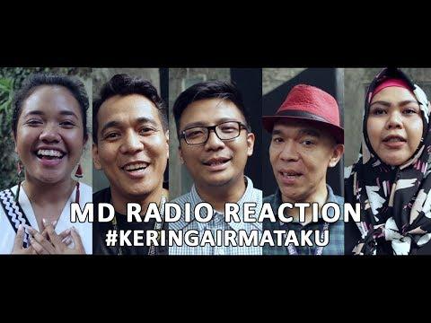 GEISHA - Kering Air Mataku | MD Radio Reaction (Part 2)