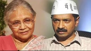Arvind Kejriwal's Strike 2 against Sheila Dikshit based on Commonwealth Games