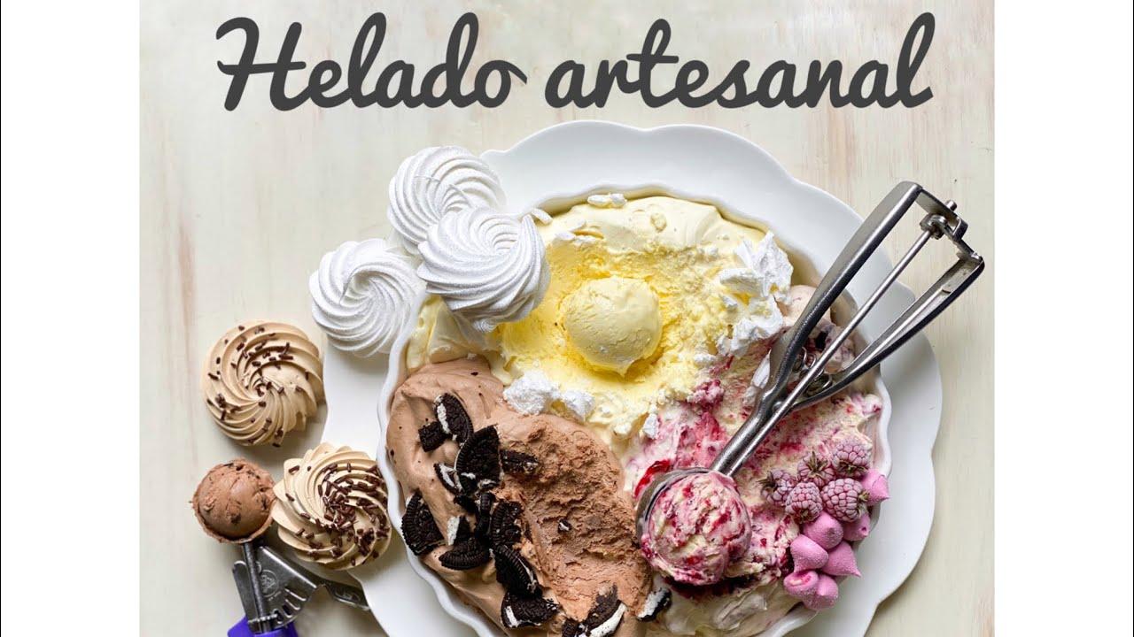 Download Cómo Hacer Helado Artesanal Sin Máquina y Con Tres Ingredientes Básicos