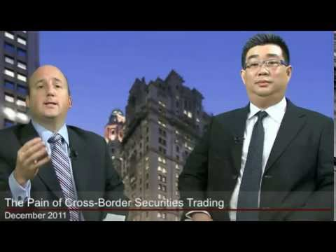 The Pain of Cross-Border Securities Trading - Richard Koh of M-DAQ