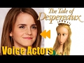 """""""The Tale of Despereaux"""" Voice Actors and Characters"""