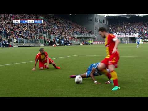 Samenvatting PEC Zwolle - Go Ahead Eagles