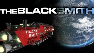 Space Engineers - The Blacksmith (Red Team Carrier & Support Vessel)