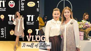 VLOG    Открытие торгового центра T1    Временное тату