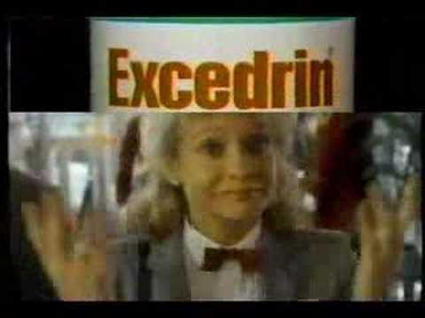 Excedrin headache commercial - YouTube
