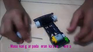 kit model kereta lumba RBT tahun 4