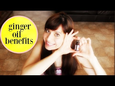 7 AMAZING Ginger Essential Oil Benefits