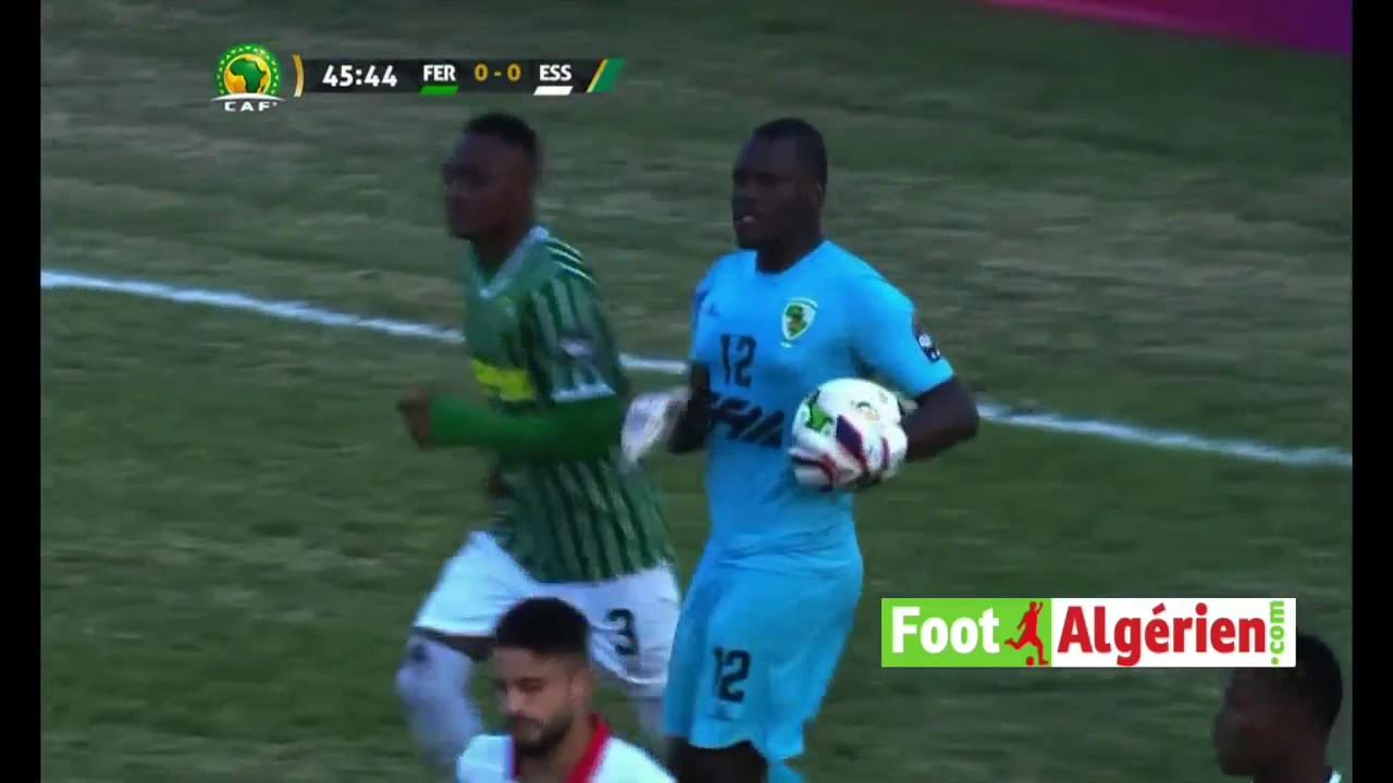 Ligue Des Champions Dafrique Ferroviario Da Beira 1 Etoile Du Sahel 1