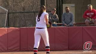 Softball vs. South Dakota, Game 2 - Highlights