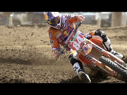 Jeffrey Herlings | Moving Up | TransWorld Motocross video