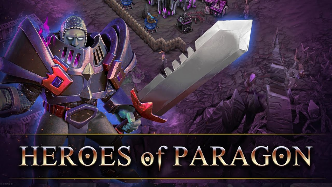 Image result for Heroes of Paragon