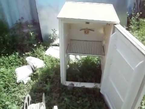 Ферментационный шкаф из корпуса холодильника (духовой) - you.