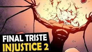 O FINAL CHEIO DE MORTES DA HQ INJUSTICE 2