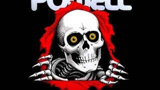 Powell Peralta - THE SEARCH FOR ANIMAL CHIN