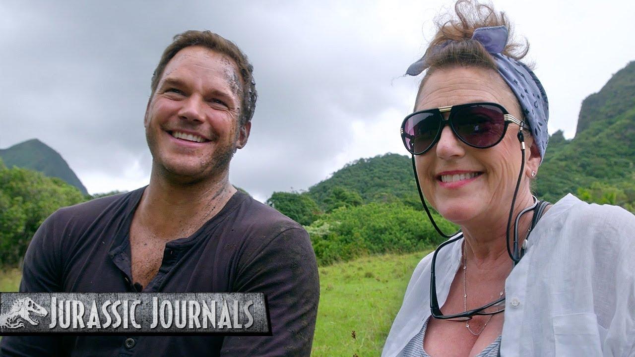 Chris Pratt's Jurassic Journals: Mary Mastro (HD)