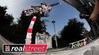 Samarria Brevard: Real Street 2018 | World of X Games