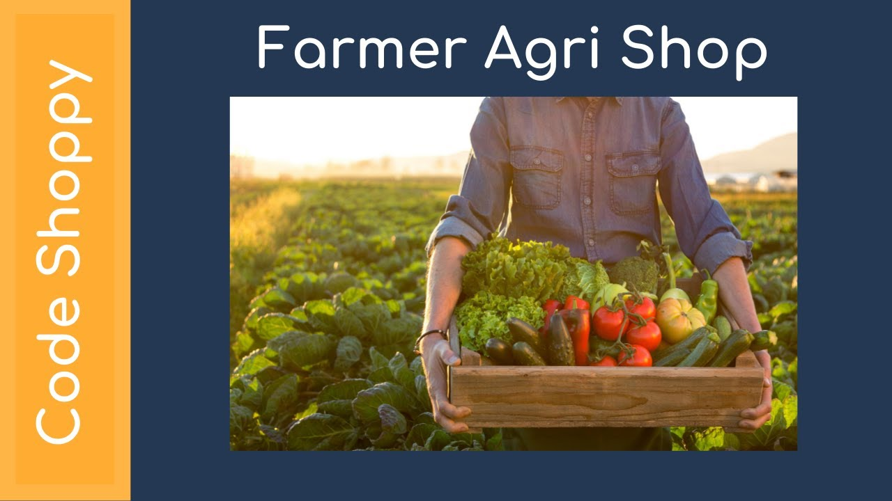 Farmer agriculture mobile application - Code Shoppy