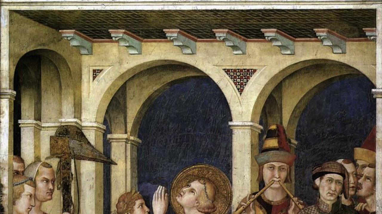 Danze Medievali Italiane Italian Medieval Dances Youtube