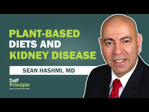 Role of Plant Based Diets in Kidney Disease