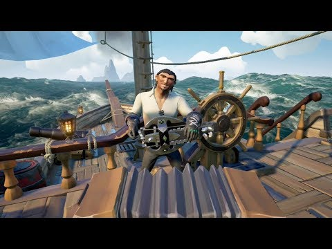 Sea of Thieves - The Co-op Mode
