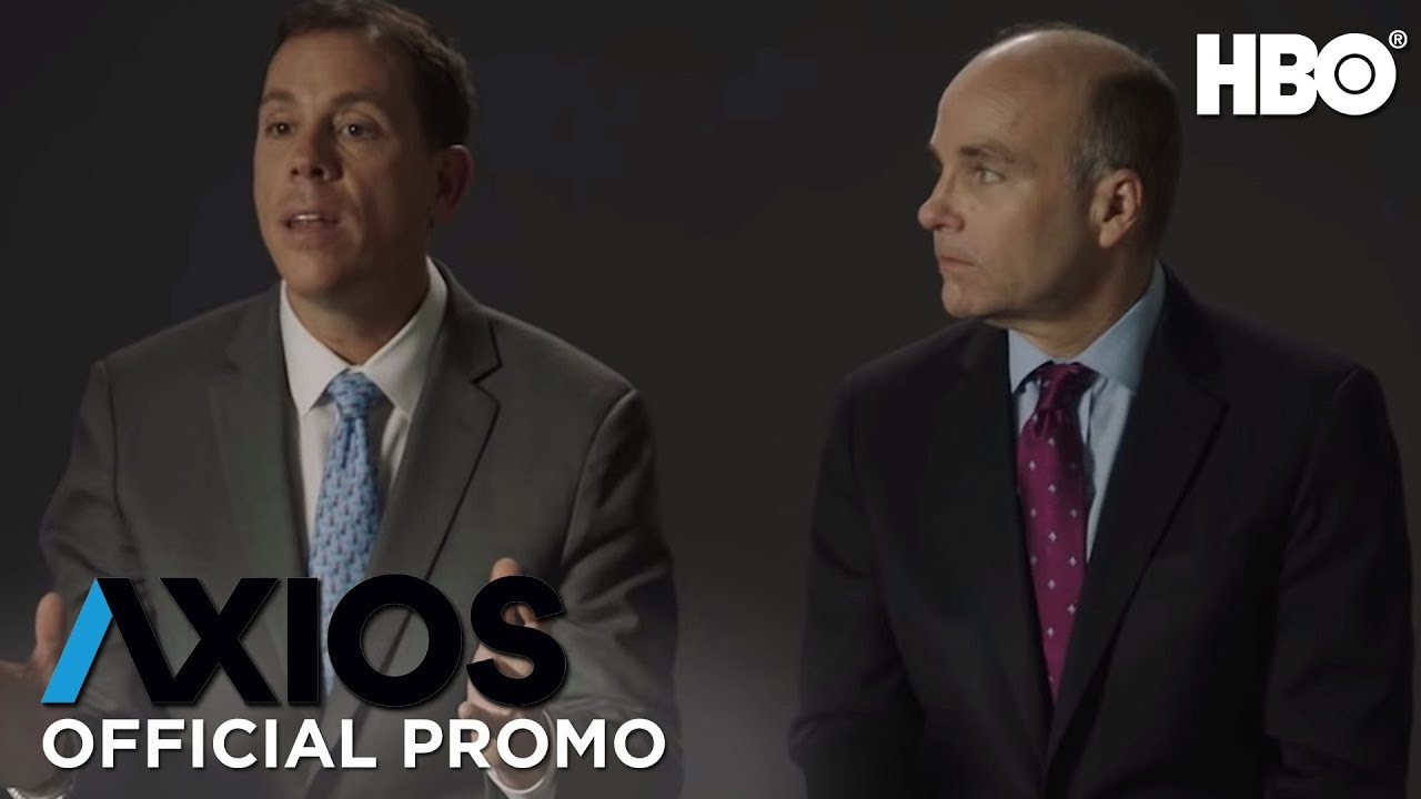 What is Axios? Co-Founders of Axios Spell It Out | HBO