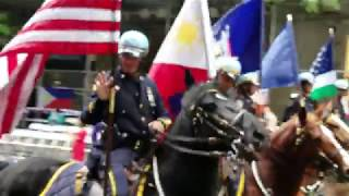 120th Philippine Independence Day Parade NYC pt.6/27