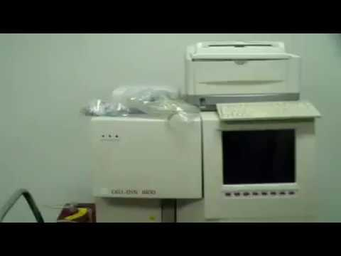Abbott CELL DYN 1800 Analyzer