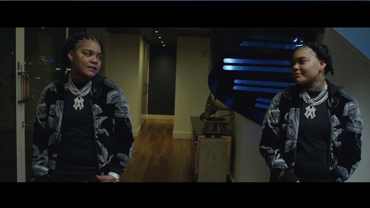 Young M A  Successful   Official Music Video