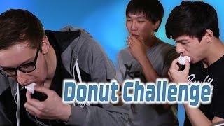 TSM LoL Powdered Donut Challenge - HyperX Moments