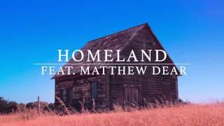 Joris Voorn - Homeland feat. Matthew Dear