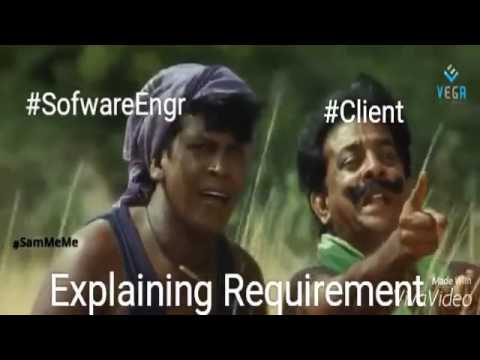 Software Engineers vs Client