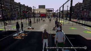 NBA 2k20 grind