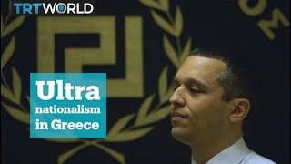Meet Golden Dawn spokesman Ilias Kasidiaris   Crossing the Line