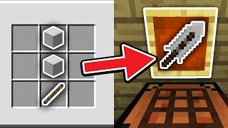 Minecraft: 5 SECRET Swords you didn't know existed!