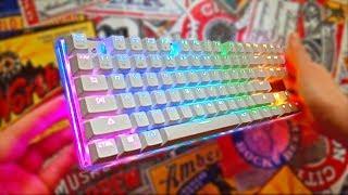 Бюджетная механическая клавиатура Motospeed k87s