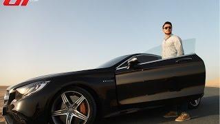 قناة عرب جي-تي تنهي الموسم الثاني بتجربة S63 AMG كوبيه