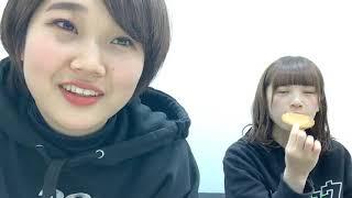 山田野絵 太野彩香 2019年01月08日 16時47分