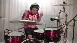 blink 182 - kaleidoscope drum cover STUDIO QUALITY