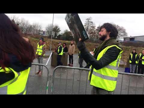 Norwich Livestock Market - March Vigil