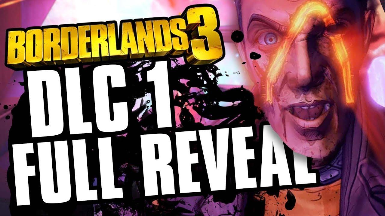 Borderlands 3 Dlc 1 Full Reveal Moxxi S Heist Of The Handsome Jackpot