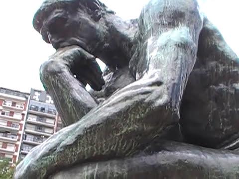EL PENSADOR por Auguste Rodin