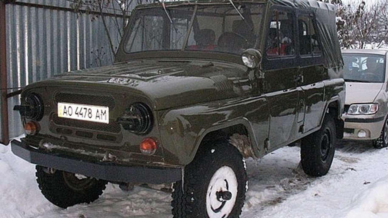 ГАЗ-66 бортовой с консервации год 1986-1991.Пробег: до 1500 км .