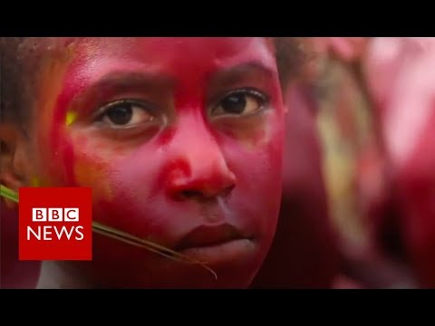 Which country has the most languages? - BBC News