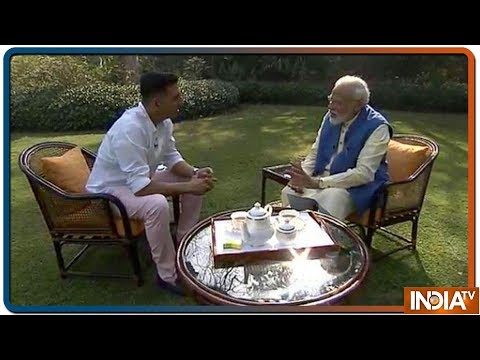 Akshay Kumar: Does The Prime Minister Of India Watch Movies ? Watch What Was PM Modi's Answer