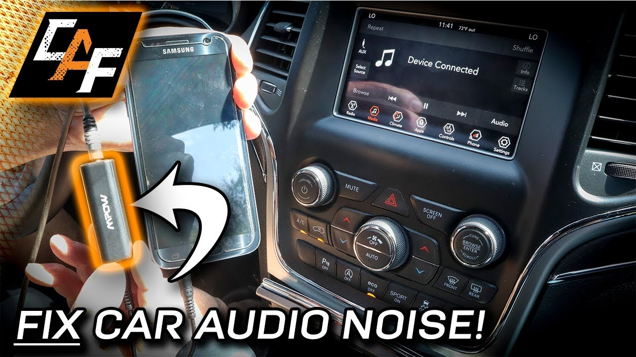 Buzz Whine Hiss How To Fix Car Audio Noise